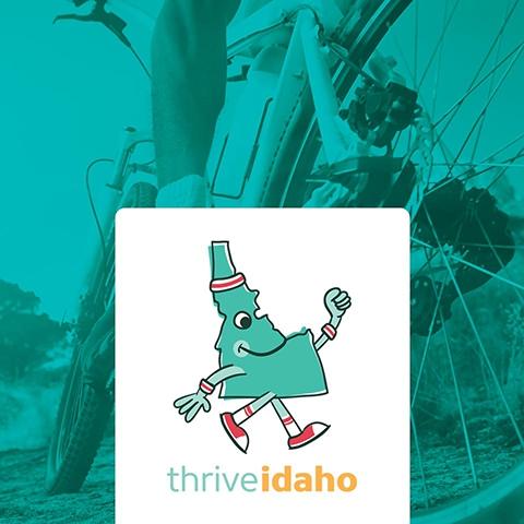 thriveidaho | Branding